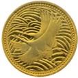 皇太子殿下御成婚記念金貨 5万円|参考イメージ