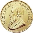 1 oz クルーガーランド金貨|表