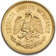 メキシコ 10ペソ金貨|裏