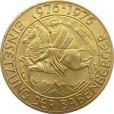 1000シリング金貨 (バーベンベルク)|表
