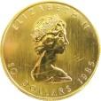 メイプルリーフ金貨 1oz(オンス)|参考イメージ