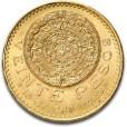 メキシコ 20ペソ金貨|表