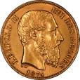 ベルギー 20フラン金貨|表
