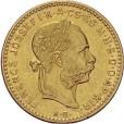4フォリント10フラン金貨|表