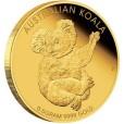 コアラ金貨 0.5g (Mini Koala)|裏