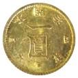明治金貨 旧一圓(1円)|表