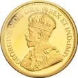 カナダ金貨100周年記念500ドル金貨|表