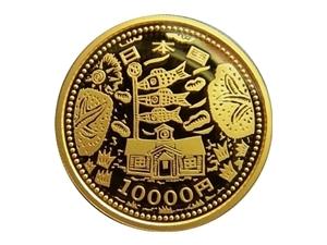 東日本大震災復興事業記念金貨(第二次発行分)買取実績