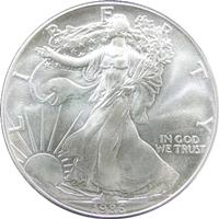 ウォーキングリバティ ハーフダラー銀貨