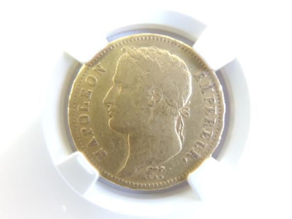 ナポレオン金貨画像